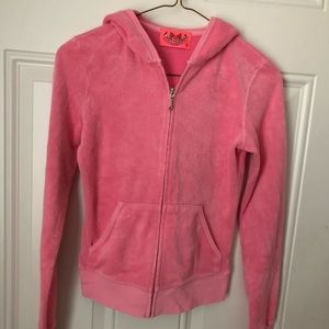 Juicy Couture Terry Zip Jacket